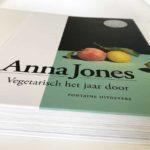 Kookboek met heel veel vegetarische recepten van Anna Jones