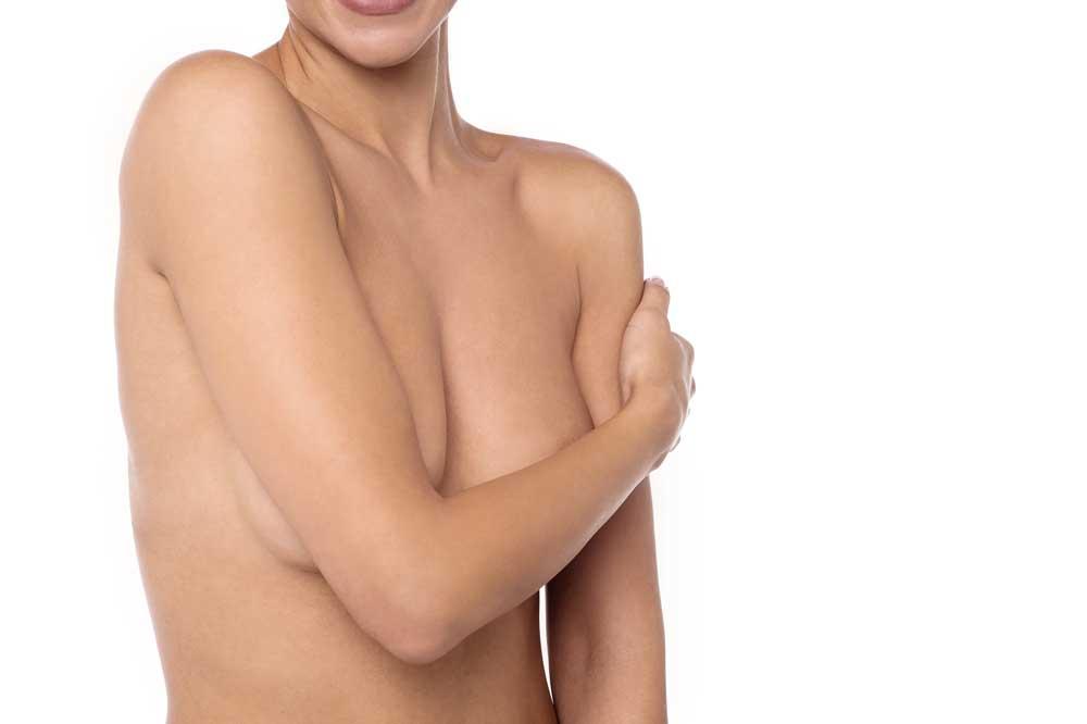 Preventieve zorg voor gezonde borsten.