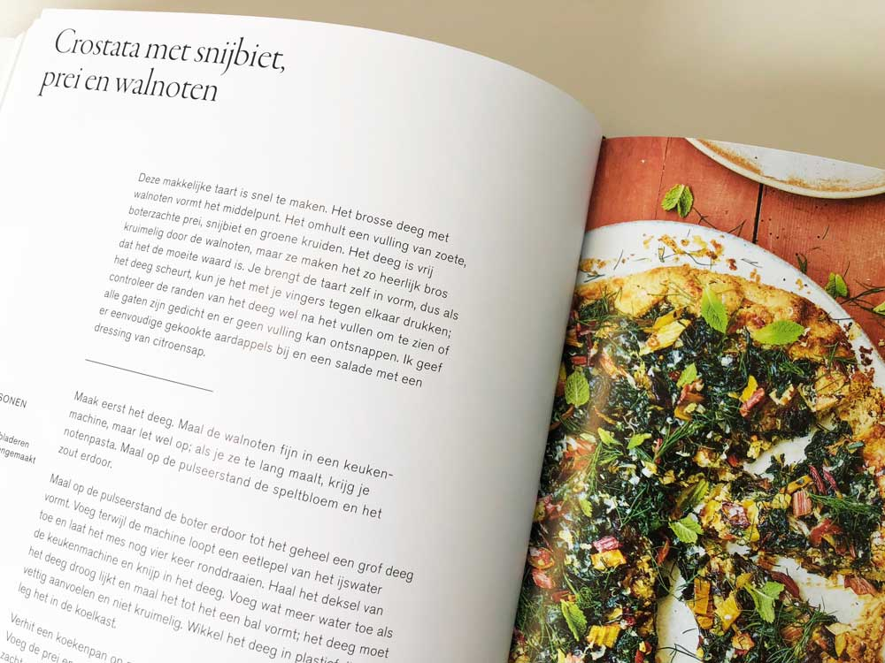 Vegetarisch kookboek van Anna Jones
