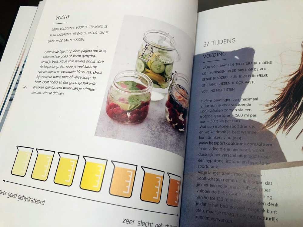 Tips in dit sportkookboek