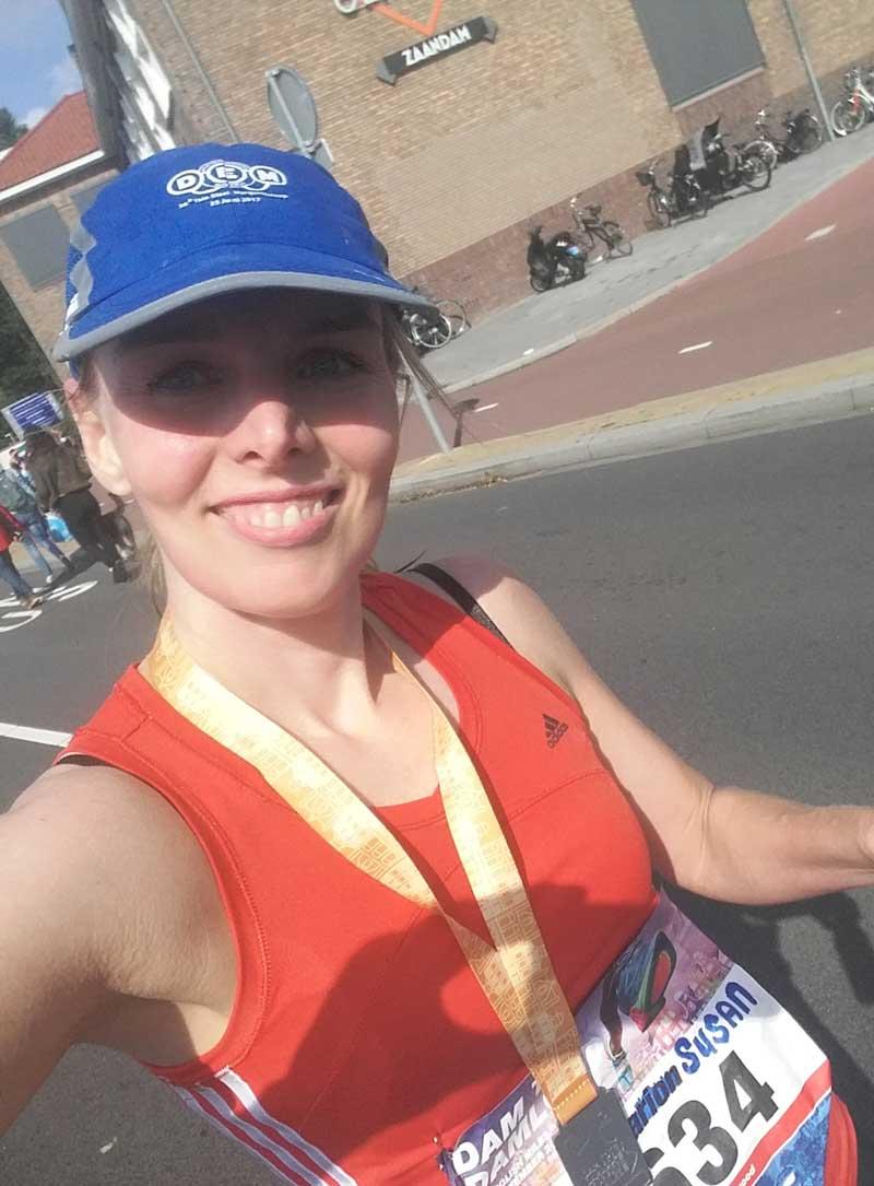 Susan Rozemeijer over hardlopen