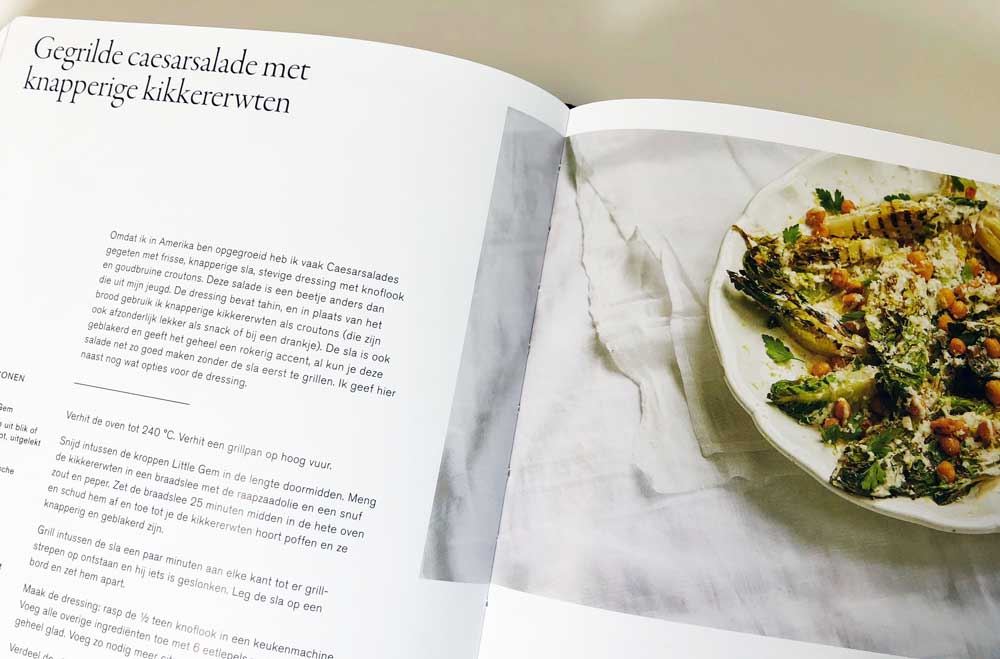 Vegetarische recepten van Anna Jones