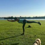 3 simpele balansoefeningen (vanuit de yoga)