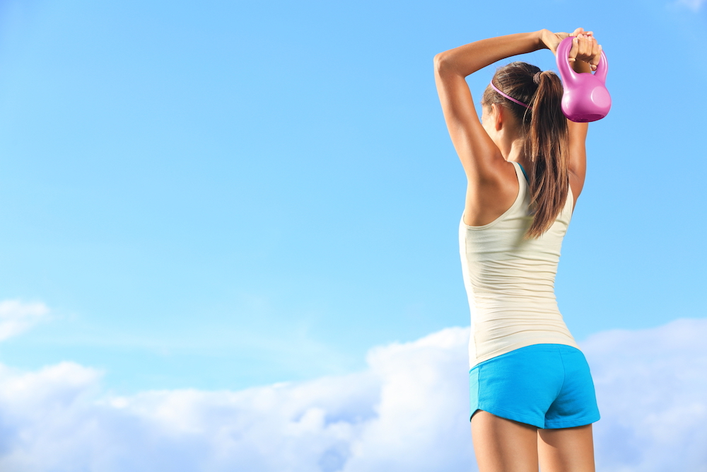 Zwabberende armen - welke oefeningen kun je hier tegen doen?