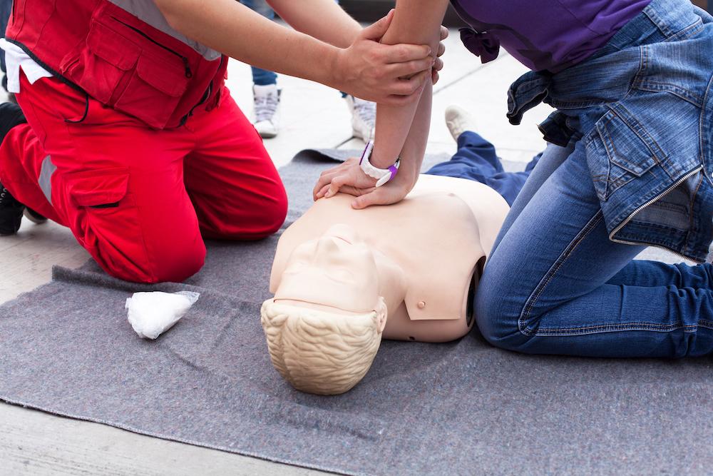 Eerste hulp - reanimeren - AED kopen