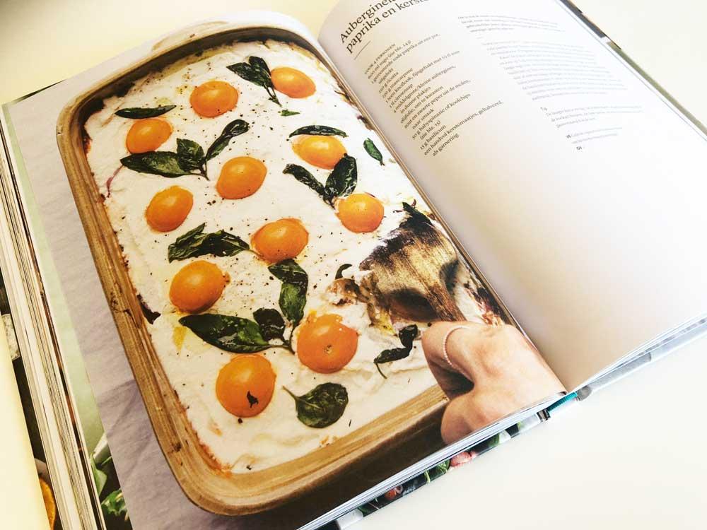 Vega Feest, nieuw vegetarisch kookboek van Nina Olsson
