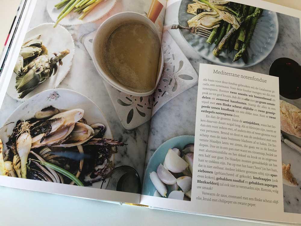 Mediterraans kookboek