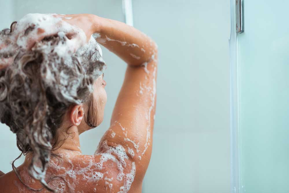 Mini-spa moment thuis, stappenplan