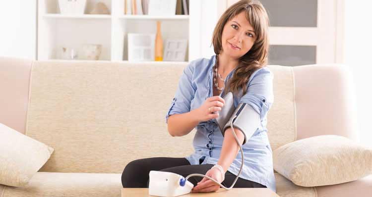 Gezonde leefstijl, gezonde bloeddruk? Zelf je bloeddruk meten.