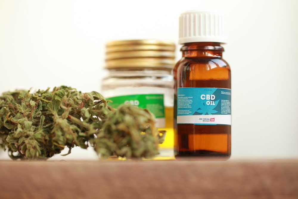 Cannabisolie en wellness