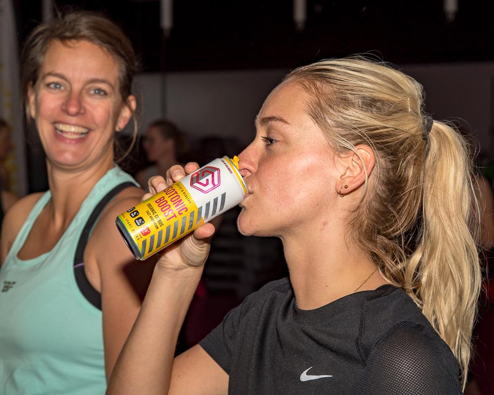 Het eerste biologische isotone sportdrankje van Nederland