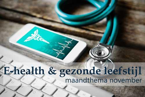 E-health en een gezonde leefstijl