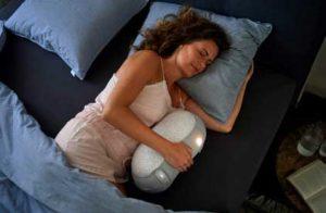 Slaapkussen als slaaprobot?