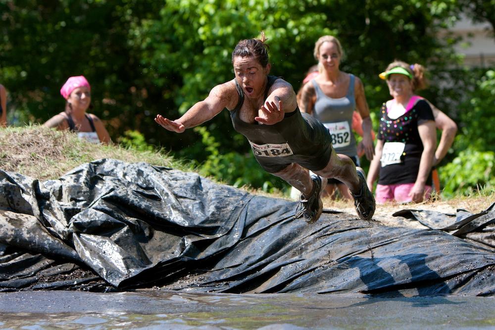 Waarom survival, mud race, obstacle run proberen?