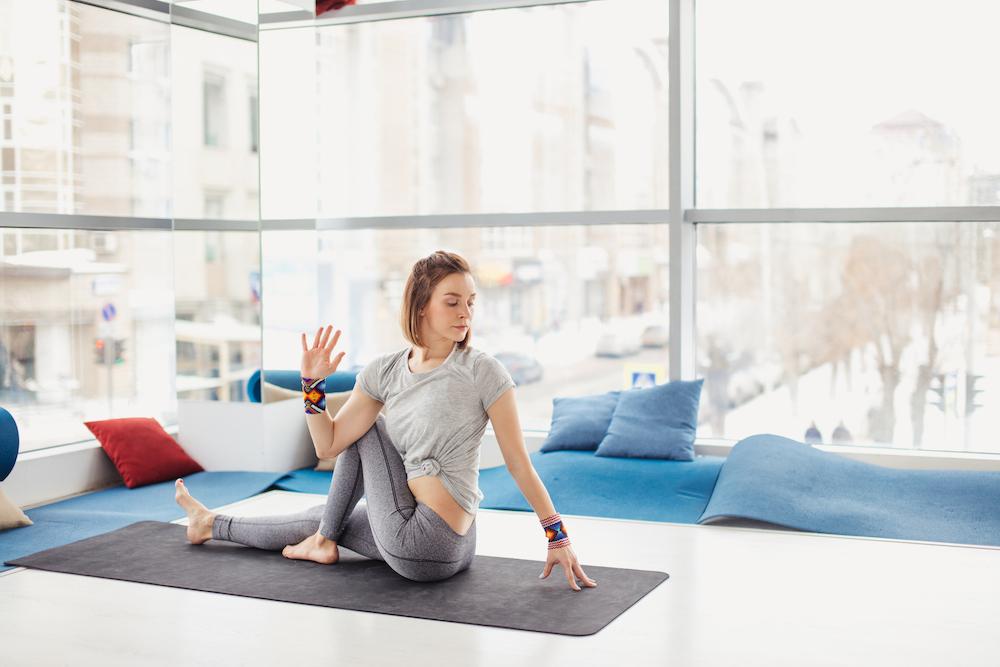 Voordelen van yoga!