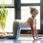 yoga houding spijsvertering