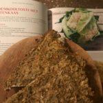 Bloemkooltosti, recepten met bloemkool