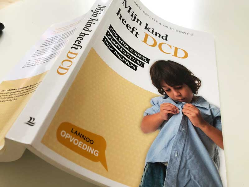 Over kinderen met DCD-Dyspraxie