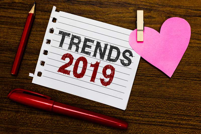 Trends 2019 Voeding & Lifestyle