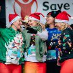 Ugly sweaterrun Amsterdam 'alleen maar lachende gezichten'
