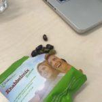 Geroosterde bonen als alternatief voor zakje chips