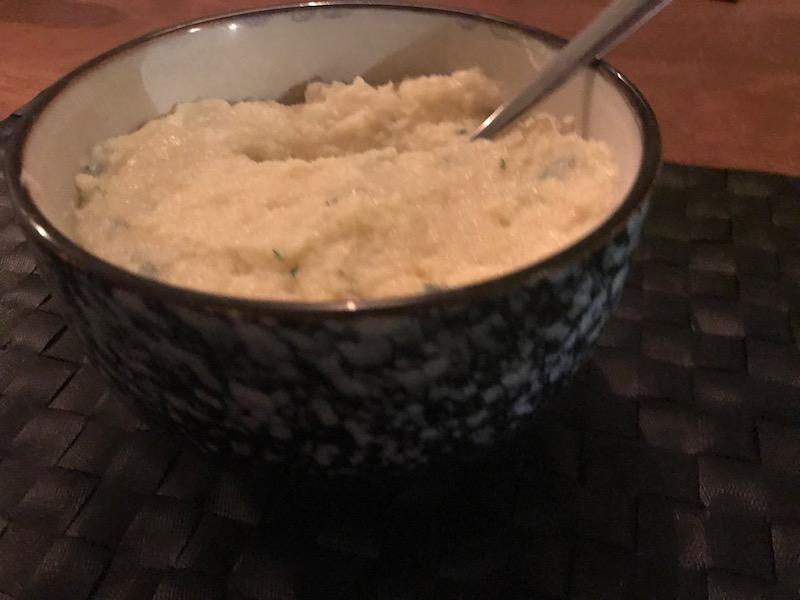 Recept voor pastinaakpuree zonder aardappelen.