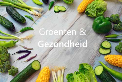 Dossier over groenten en gezondheid
