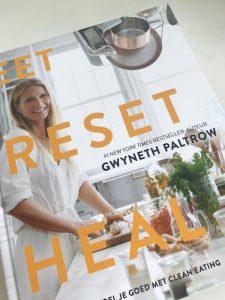 Nieuwe clean eating kookboek van Gwyneth Paltrow