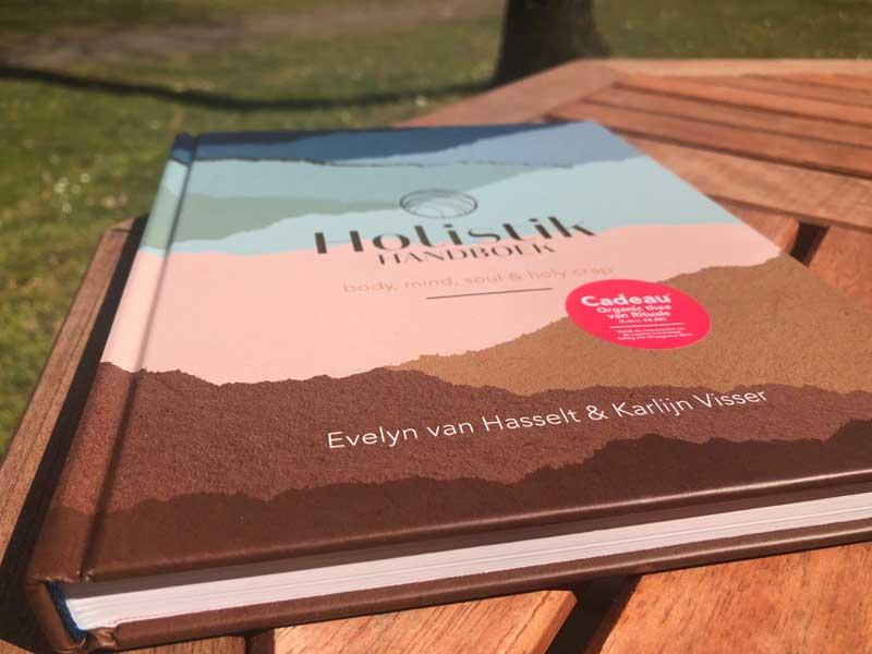 Boek over een holistische leefstijl