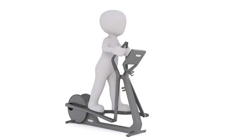 Crosstrainer goed voor je gezondheid