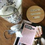 maak een origineel cadeau - complimenten thee - DIY
