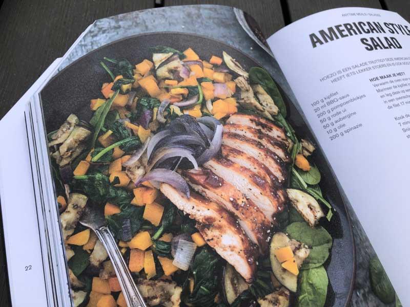 Doorfood, maar dan gezond. Kookboek vol fantastische recepten