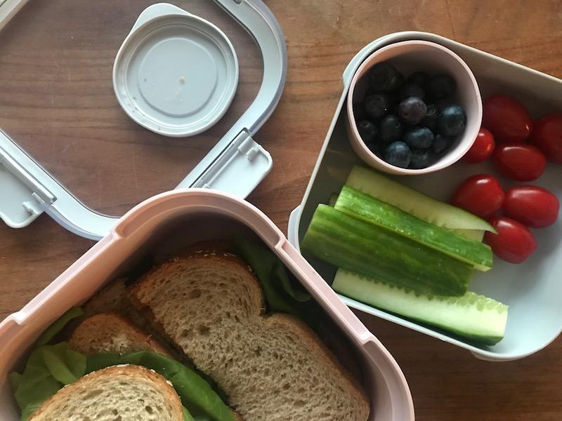 Food to go - neem een gezonde lunch mee naar school, dierentuin of picknick