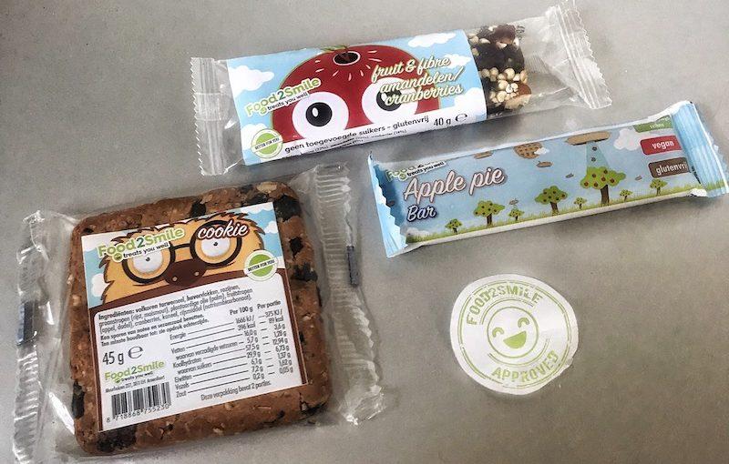gezonde koekjes kopen, zonder suiker en zoetstoffen