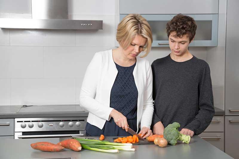 Je wilt gezonder eten, maar je gezin is niet enthousiast