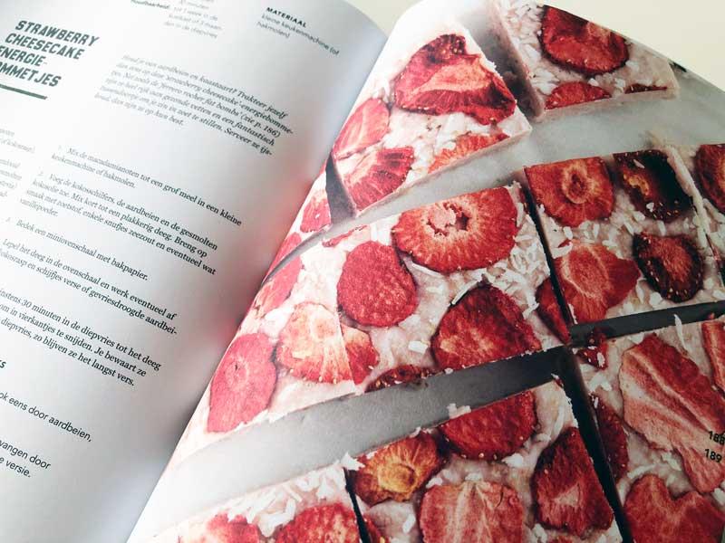 Ketodieet, boek vol koolhydraatarme recepten
