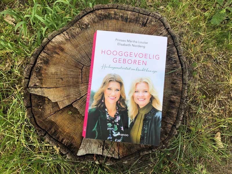 Boek Prinses Märtha Louise van Noorwegen over hooggevoeligheid