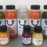 Kant-en-klare detoxkuur met pure groentesappen