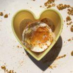 ei met kerrie in plaats van zout = gezond