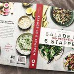 Kookboek veel verschillende salades