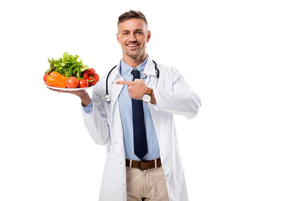 Voedng als medicijn!