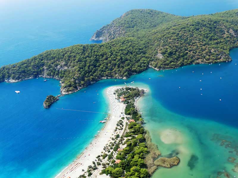 Op zonvakantie naar Turkije voor de nodige vitamines!