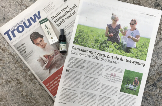 MEDIHEMP in de Trouw