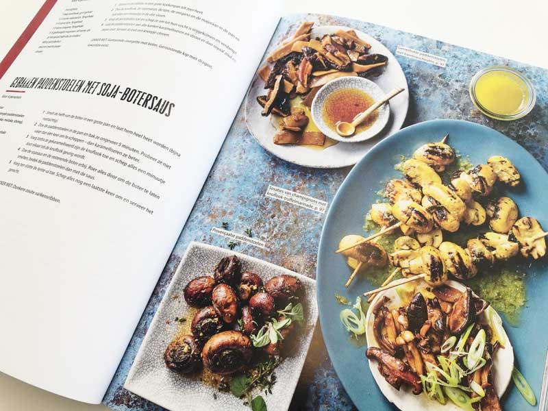 Kookboek met bijzondere koolhydraatarme recepten