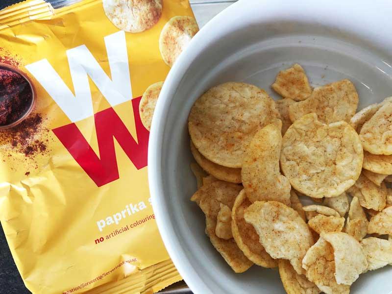Chips van Weight Watchers - WW