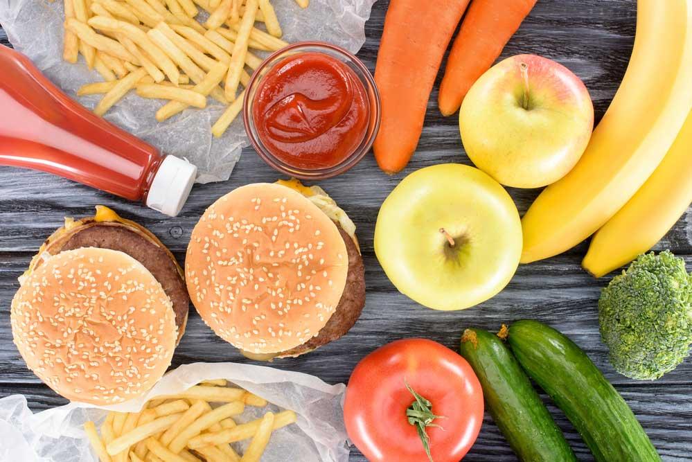 Gezond eetpatroon hervatten na je vakantie
