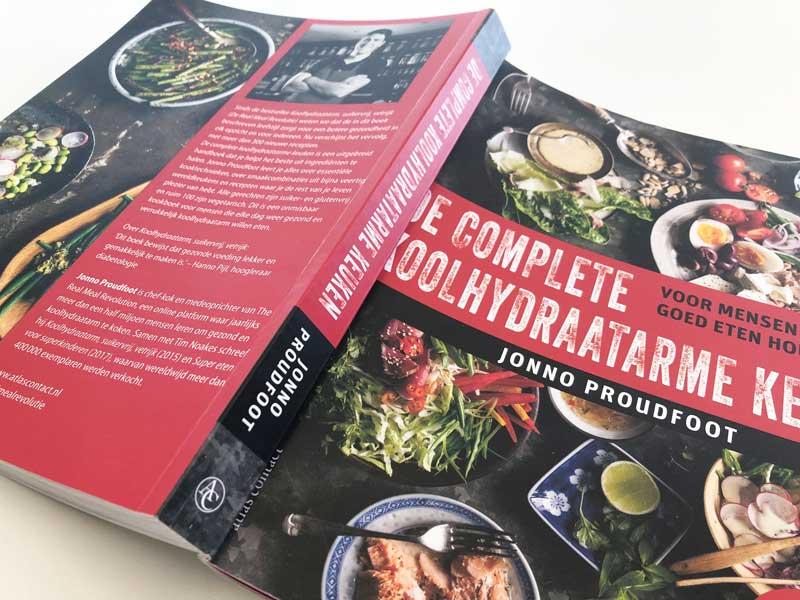 Kookboek koolhydraatarme recepten