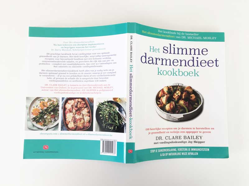 Kookboek Slimmedarmendieet