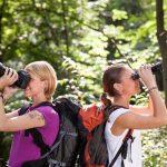 Ook steeds meer jongeren doen aan vogels spotten. Een gezonde hobby!