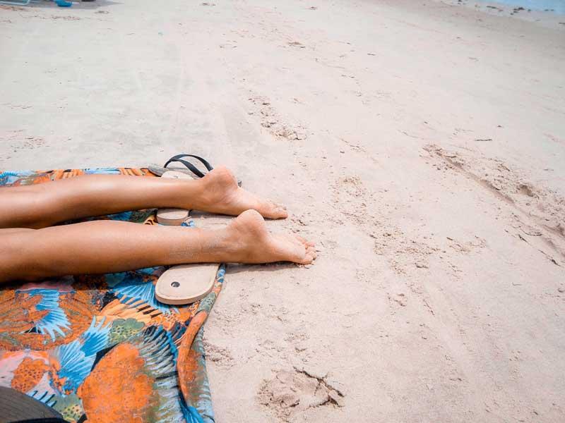 Menstruatiecup gebruiken tijdens je vakantie en als je gaat zwemmen?
